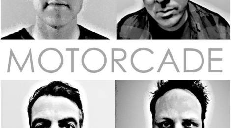 FEATURED TRACK: Motorcade - Recover
