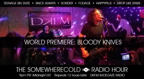 THIS WEDS: NEW TIME! The Somewherecold Radio Hour Episode 22