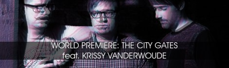 THIS WEDS: The Somewherecold Radio Hour #24 - World Premiere of The City Gates feat. Krissy Vanderwoude