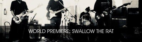 NOW STREAMING: The Somewherecold Radio Hour #25 - Swallow the Rat World Premiere