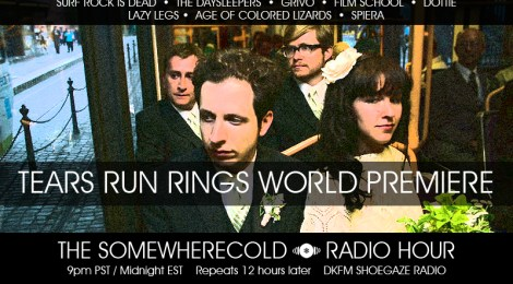 NOW STREAMING! The Somewherecold Radio Hour #29