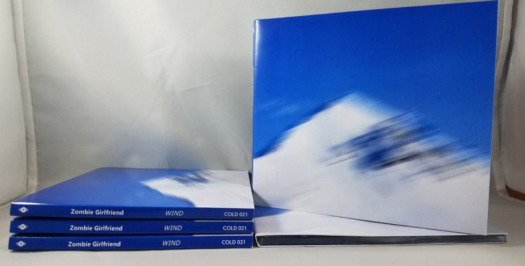 FOR IMMEDIATE PRE-ORDER: Zombie Girlfriend Wind CDs Out 11/30/18