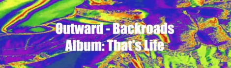 Outward - Backroads Teaser Video (Somewherecold Records 2019)