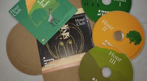 FOR IMMEDIATE PRE-ORDER! A Journey of Giraffes: Hour Club 3 Disc Set!