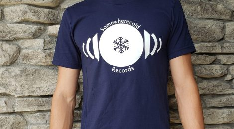 Brand New Somewherecold Records Logo T-Shirts for Sale at Bandcamp!