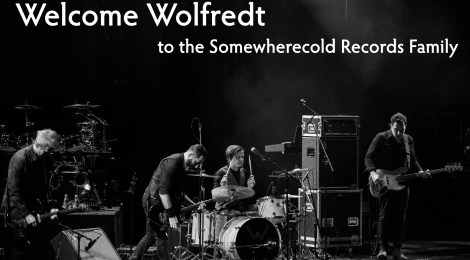 Welcome Post-Rock Band Wolfredt to Somewherecold Records