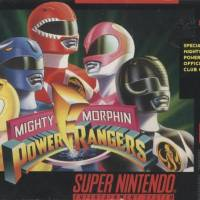 Classic Game Review: Mighty Morphin Power Rangers (SNES)