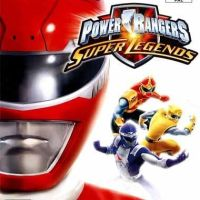 Power Rangers Super Legends (PS2)