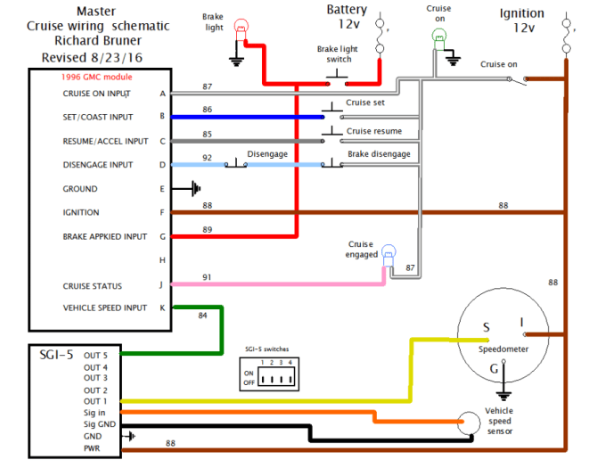 2008 chevy cruise control wiring  wiring diagram electron