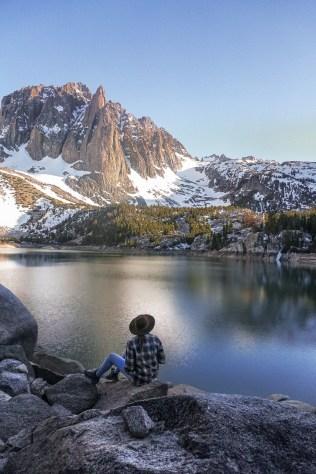 Backpacking The Big Pine Lakes Trail | Somewhere Sierra