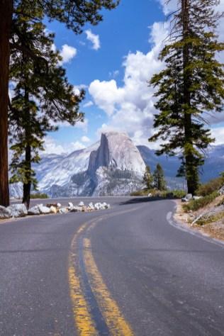 Glacier Point Road   Somewhere Sierra