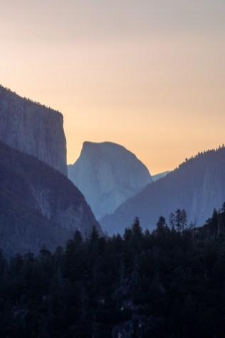 Views Entering Yosemite National Park   Somewhere Sierra