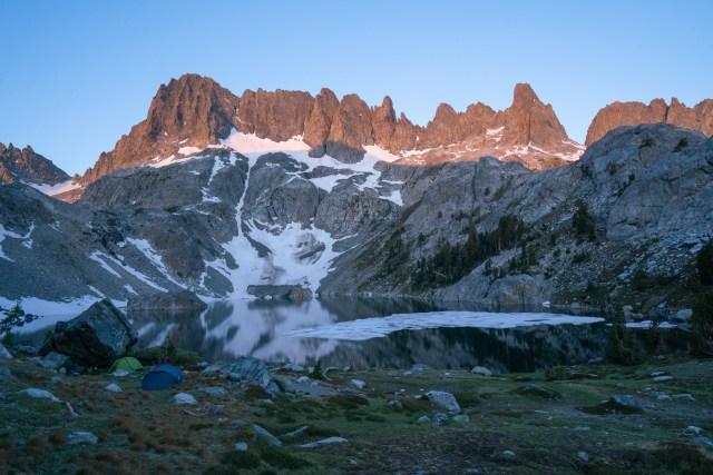 Backpacking Thousand Island, Ediza, and Iceberg Lakes | Somewhere Sierra