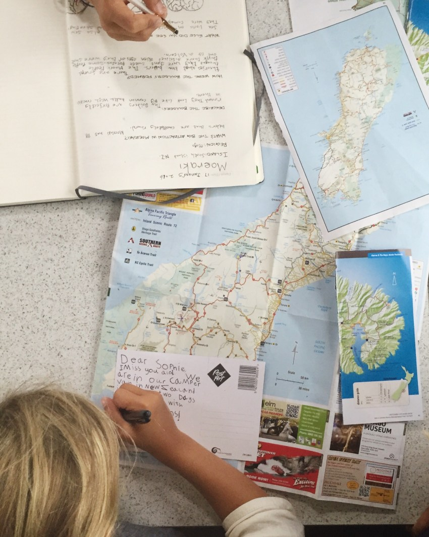 homeschooling maps