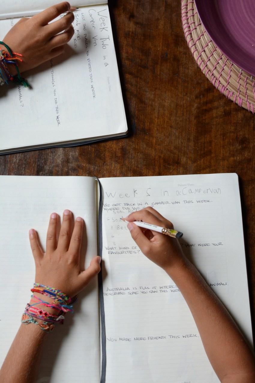 home schooling journals