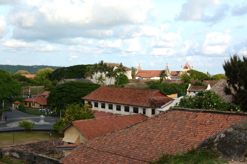 galle rooftops