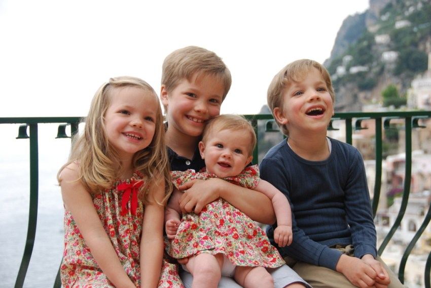 four adamo kids 2013