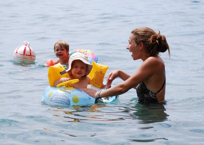 mama and boys 2008