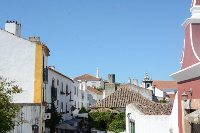 Obidos houses