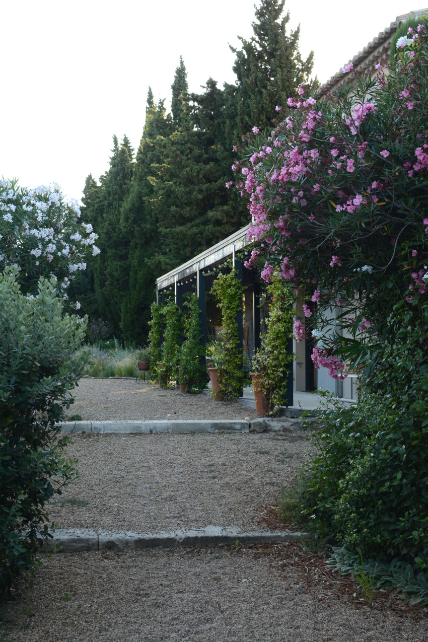 Vanessa's house in Provence