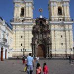Lima - basilique St Francois d