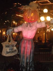 Scarecrow Woman