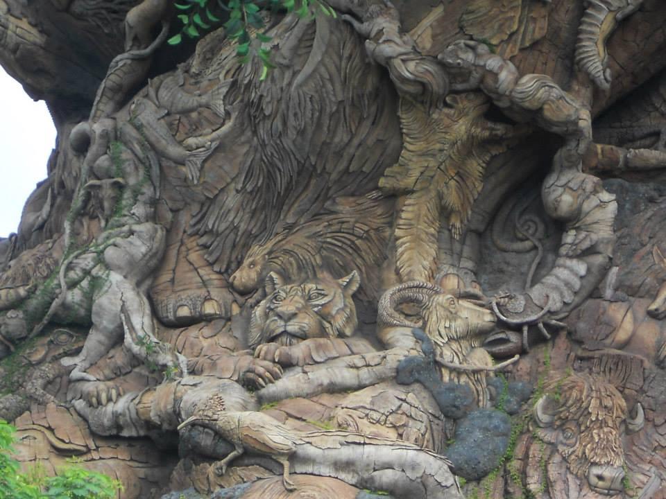 Tree of Life Up Close