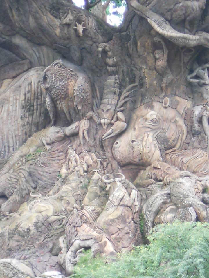 Up Close Tree of Life