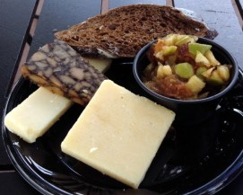Epcot Food & Wine Cheese Plate
