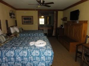 Port Orleans Riverside Guest Room