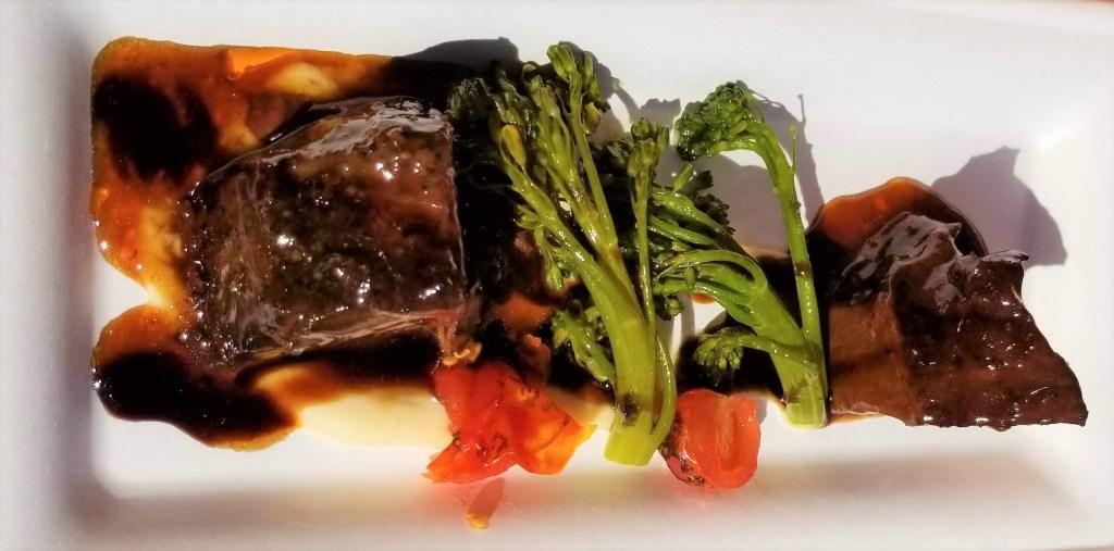 Red Wine-braised Beef Short Rib