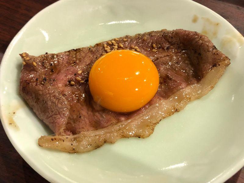 新感覚の出汁焼肉!神田の老舗焼肉店「えびす本塵」で肉とダシのマリアージュを楽しんできたお話