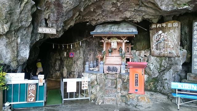 日本三大鍾乳洞の一つである高知県の龍河洞&珍鳥センターに行ってきたよ