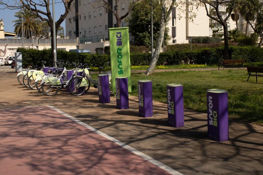 ciudadanos gandia policía carriles bici