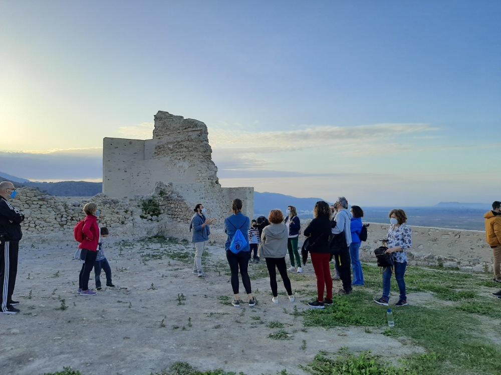 visitas castell bairén
