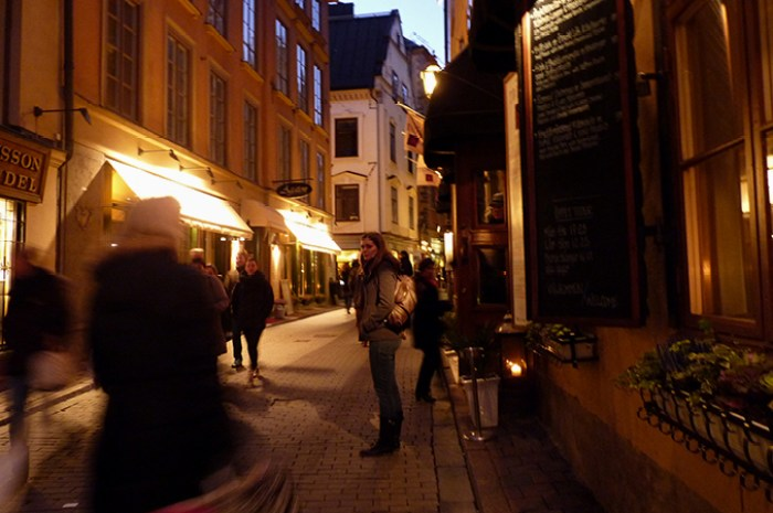 Reistips voor Stockholm - Amy in Gamla Stan
