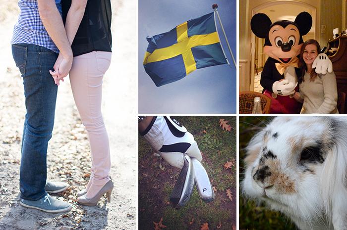 Pluk het geluk collage