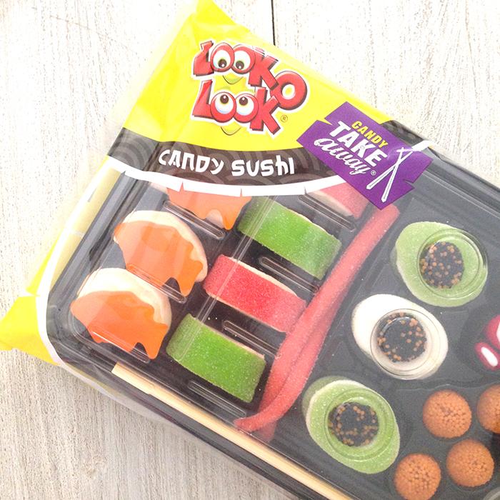 Photo Diary Candy Sushi