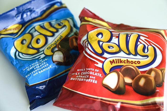 Zweedse lekkernijen uit de supermarkt - Polly