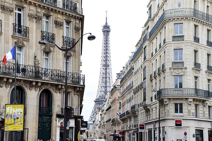 Citytrip Parijs 1