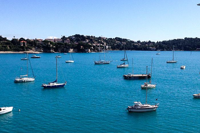 Een weekend aan de Côte d'Azur 1