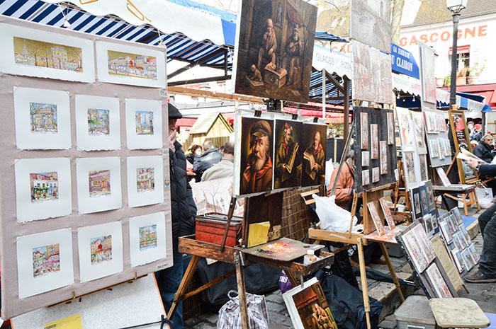 Citytrip Parijs deel 2 Monmartre 3