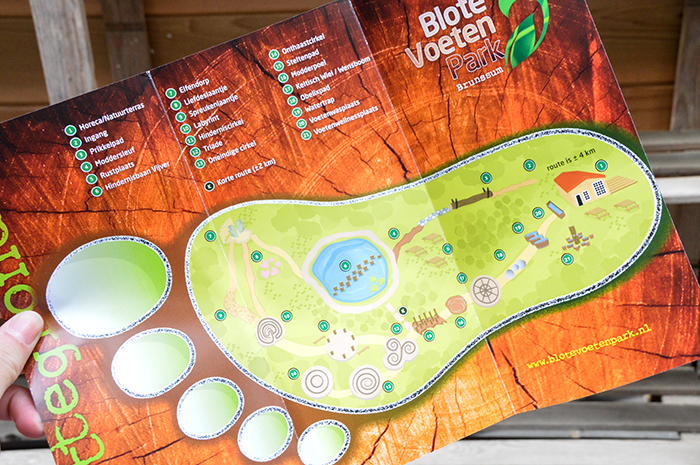 blote voetenpark Brunssum