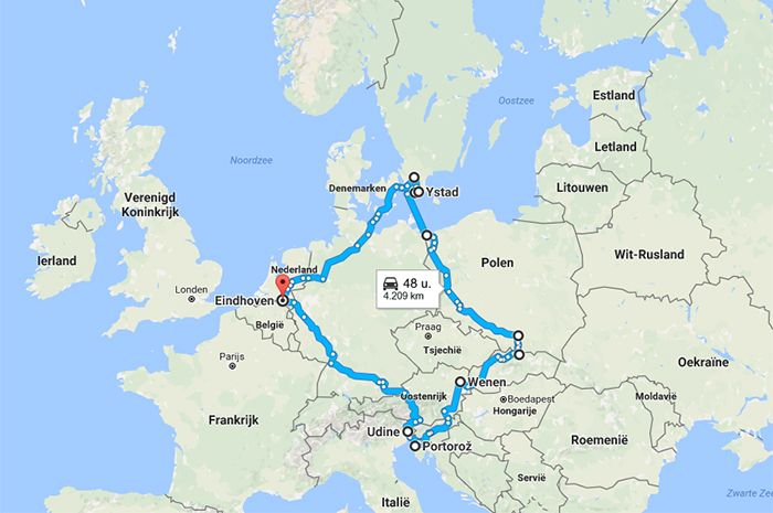 roadtrip 2016