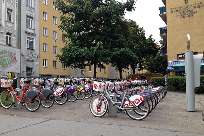Roadtrip fietsen
