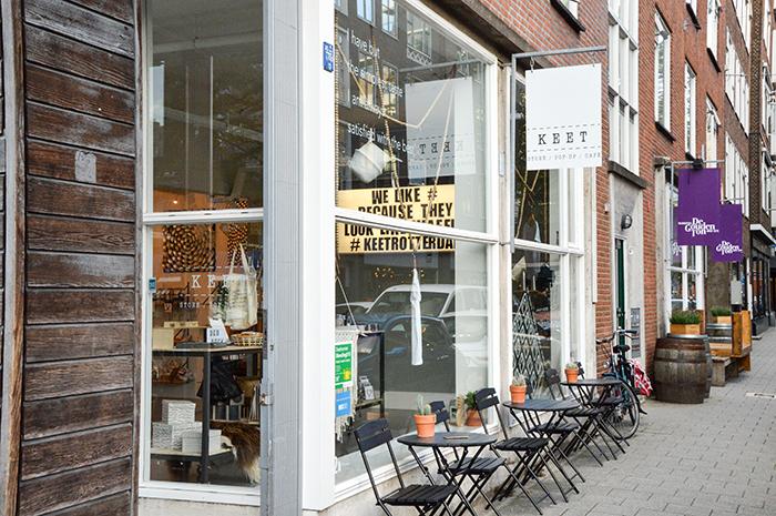 gewichtige gedachten KEET Rotterdam
