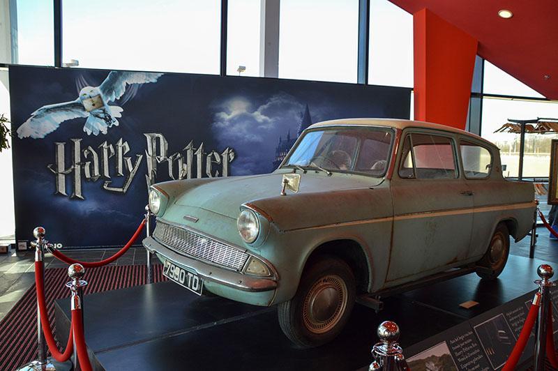 Dingen die ik deed in maart: Harry Potter expo