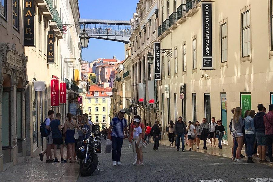 Citytrip Lissabon - sightseeing
