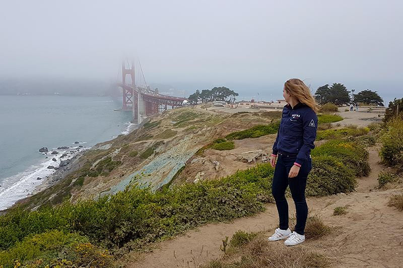 Citytrip San Francisco - Golden Gate Bridge