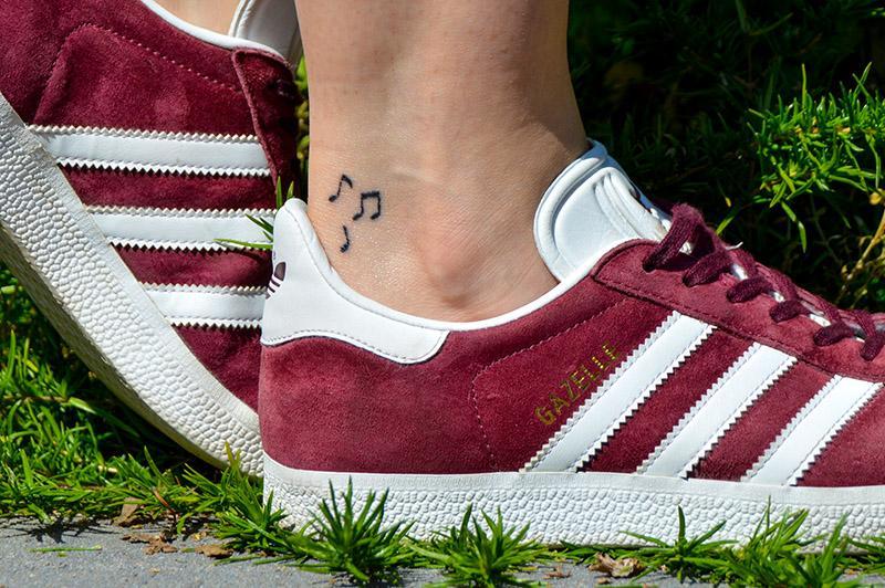 Mijn (eerste) tatoeage